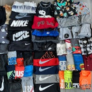Mix of 2T Clothing